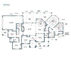 Tilson Home Floor Plans Floor Plan Of The Second Floor Of The Breckenridge By Tilson Homes