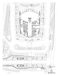 Terminal 5 Floor Plan by Gallery Of Anaheim Regional Transportation Intermodal Center Hok