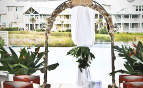 corpus christi wedding venues port aransas weddings cinnamon shore mustang island