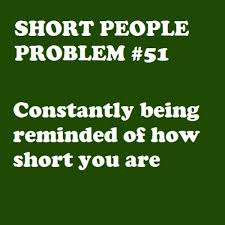 Short People Meme - short people problems the struggle is real thechive