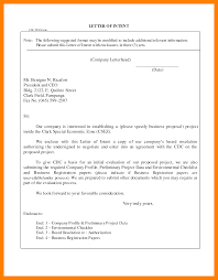 Business Letter Reservation Example 8 Formal Letter Enclosure Theatre Resume