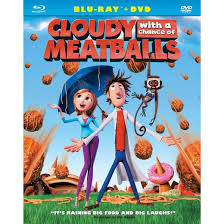 cloudy chance meatballs 2 discs blu ray dvd target