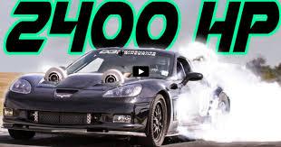 turbo corvette 2400hp turbo corvette unicorn cars
