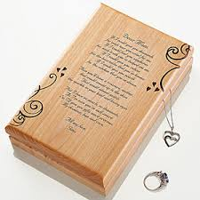 engraved box personalized wooden jewelry box engraved for
