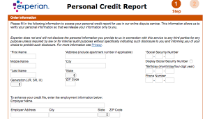 Dispute Letter For Experian experian dispute remove incorrect information from your credit report