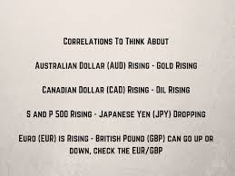 forex pairs correlation table between stock market and forex