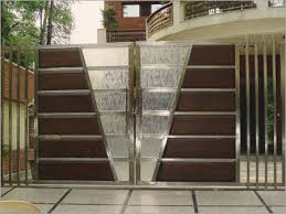 Iron Gate Designs For Indian Homes Home Design - Gate designs for homes