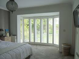 Patio Door Shutters Wooden Shutters Save Space And Cut Costs Opennshut
