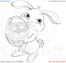 easter bunny drawings pages u2013 happy easter 2017