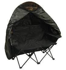 tent chair blind killzone blind 2 chair blind turkey and