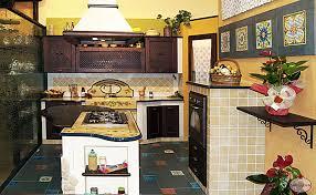 le cucine dei sogni rustica isola cucina