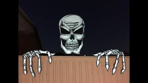 halloween skeleton decoration halloween decoration giant 6 foot skull and hands youtube
