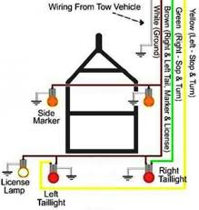 4 pin trailer wiring color code travelwork info