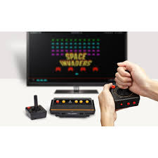 atari flashback 7 retro video game console with 101 classic games