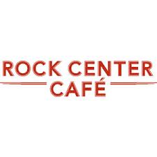 Rock Center Cafe Thanksgiving Menu