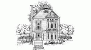 Tiny Victorian House Plans 15 Historic House Plans Victorian Arts For Narrow Lots Old Antique