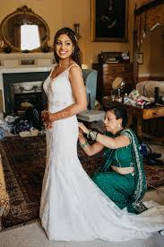 wedding dress for indian a vibrant indian ceremony and fusion wedding in