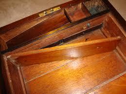 Hidden Laptop Desk by File Antique Lap Desk With Hidden Compartment Jpg Wikimedia Commons