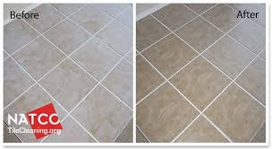 How To Get Bathroom Grout White Again - how to remove cement based grout haze