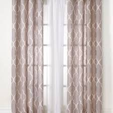 Macys Home Decor Decor Sheer Macys Curtains With White Table And Wall Decor Plus