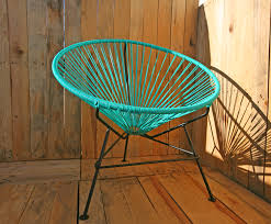 Acapulco Outdoor Chair The Elegant Sister Of The Infamous Acapulco Chair La Silla