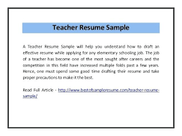 college teachers resume teaching cover letter example u2013 aimcoach me