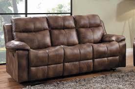 microfiber reclining sofa 58 with microfiber reclining sofa