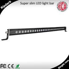 60 inch led light bar 60 inch 500w led light bar super thin for underbody car vehicle led