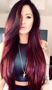 hair colour for summer 2015 auburn hair colors for 2016 trendy hairstyles 2015 2016 for