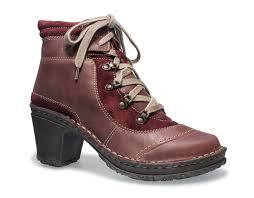 womens boots josef seibel buy josef seibel kingfisher s boots wine osd