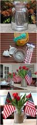 4th of july home decor we heart parties blog dollar store 4th of july centerpieces