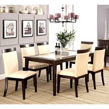 steve silver 7 piece marseille marble top dining table set dark steve silver 7 piece marseille marble top dining table set dark endearing enchanting room sets