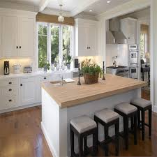 Solid Wood Kitchen Cabinets Review Online Get Cheap Solid Wood Kitchen Cabinets Aliexpress Com