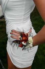 wrist corsages for homecoming diamond custom floral bhs homecoming