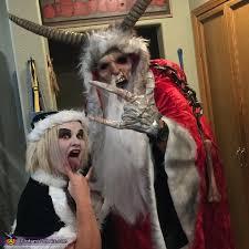 Krampus Halloween Costume Evil Elf Costume