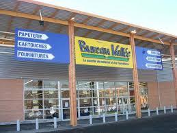 bureau vallee bureau vallée reports bts sales