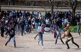 fees must fall u0027 anatomy of the student protests in south africa