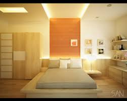 40 minimalist bedroom ideas white wall apartment o 1671898357 ideas with regard to apartment bedroom white stain wall features varnished wood built in headboard and