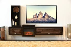 tv stand terrific chimney tv stand for living space electric