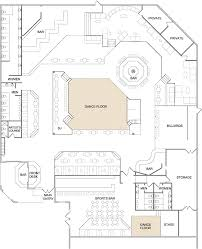 Design A Floor Plan Template by Bag Zebra Pictures Bar And Nightclub Floor Plans
