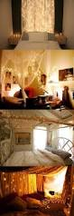 Hanging String Lights From Ceiling by Indoor String Lights Ideas Best About Fairy On Pinterest Room