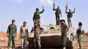 siege bce syrian forces daesh siege on dayr al zawr
