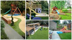 the best kid friendly backyard playground for kids top inspirations