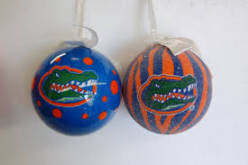 betsy s bloomers wordless wednesday new gator ornaments arrived