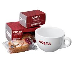 hot chocolate gift set buy costa stacking gift set at argos co uk your online shop for