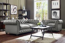 Leather Chesterfield Sofa Sale by Willa Arlo Interiors Cateline Leather Chesterfield Sofa U0026 Reviews