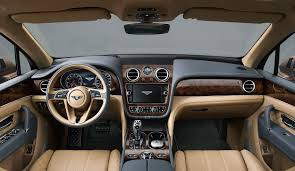 custom bentley 4 door bentley bentayga w12 2016 review by car magazine