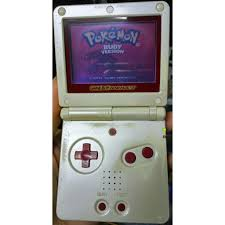 Gameboy Color Pre Owned Nintendo Game Boy Gameboy Advance Sp Limited Edition by Gameboy Color