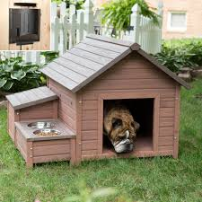 Petmate Indigo Dog House Xl Precision Pet Outback Country Lodge Dog House With Heater Hayneedle