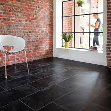 indoor tile outdoor floor slate black graphite